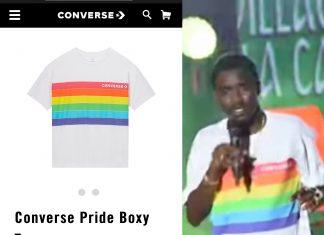 """Les """"Goordjiguen"""" organisent une soirée de soutien où ils vont porter les T-Shirt pro LGBT"""