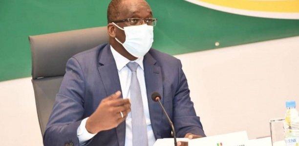Abdoulaye Diouf Sarr avertit : «Il n'y aura plus de tolérance pour le respect des mesures barrières»